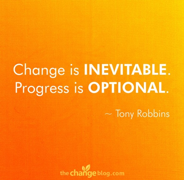 Quote On Change Inspiration Best 31 Tony Robbins Quotes That Will Give Meaning To Your Life .